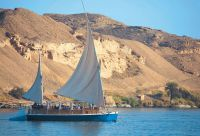 Sandal sur le Nil