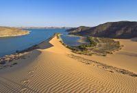 Rando et navigation à la découverte du lac Nasser