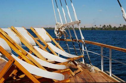 Le Nil en dahabieh : charme et confort