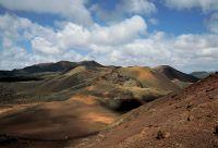 Lanzarote, l'île aux trois cents volcans