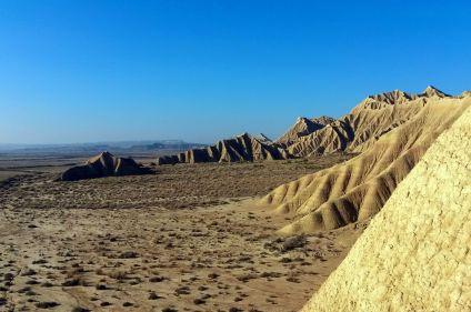 Déserts des Bardenas et Monegros