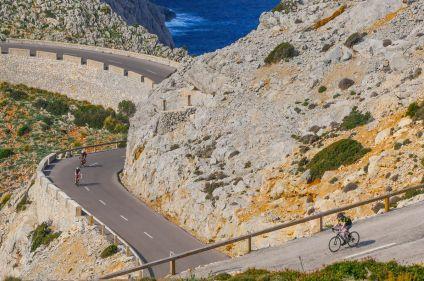 Le tour de Majorque en vélo de route