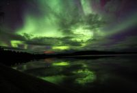 Aventure d'automne au lac Inari