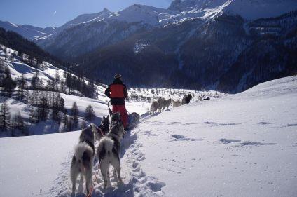 Plaisirs d'hiver en vallée de Cervières