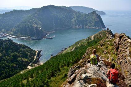 Côte basque : entre océan et montagnes
