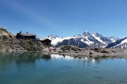 Tour du Mont-Blanc intégral (9 étapes)