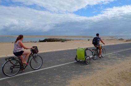 De Royan à l'île d'Oléron à vélo