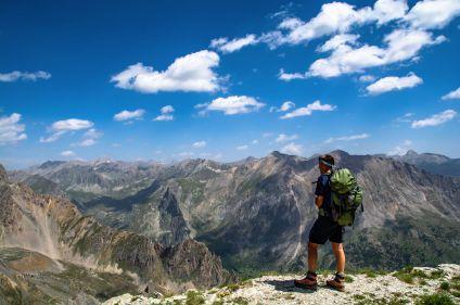 Immersion nature dans les Alpes du Soleil