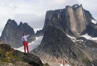 Trekking en Patagonie arctique
