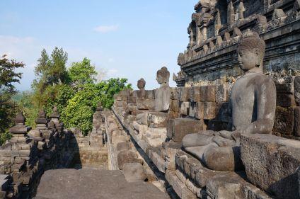 Des volcans de Java aux rizières de Bali