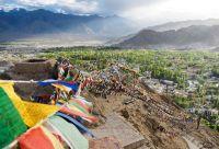 Vallée de Markha : au pied du Kang Yatse
