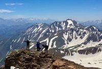 Grand trek d'Iran : ascension du Damavand et de l'Alamkouh
