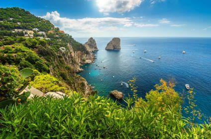 Golfe de Naples et péninsule amalfitaine