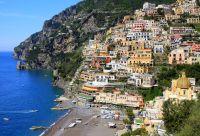 Vésuve, Capri et la côte amalfitaine