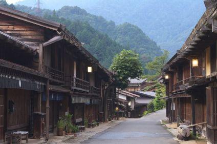 De Kyoto à Tokyo par la route des montagnes