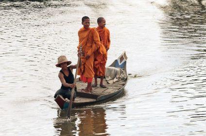 Peuples du Mékong et trésors d'Angkor