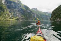 Kayak, vélo et randonnées dans les fjords