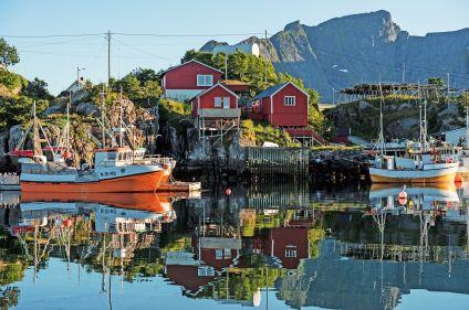 Charme et confort aux Lofoten