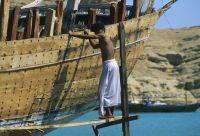Kayak en mer d'Oman et désert