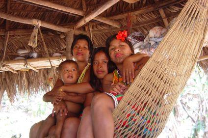 A la rencontre des Indiens du Panamá