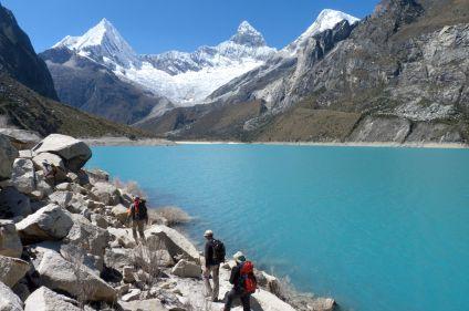 Trekking en cordillère Blanche