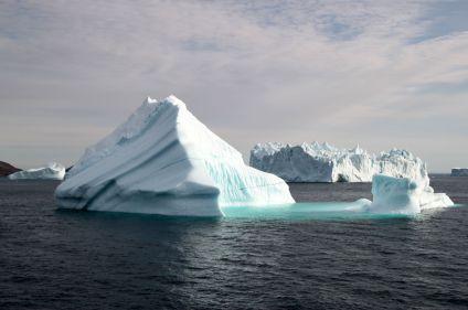 Le nord-est du Groenland