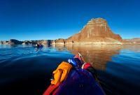 Aventure en kayak sur le lac Powell